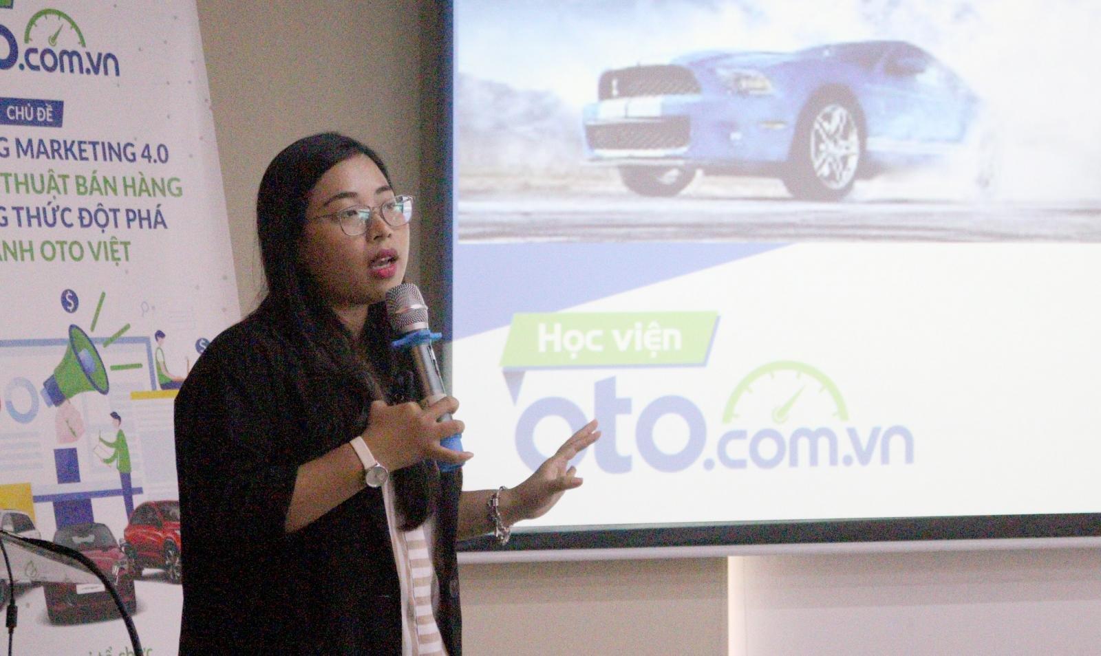 """Học viện Oto.com.vn: Nơi """"biến bạn"""" thành nhà môi giới chuyên nghiệp thời đại 4.0a"""