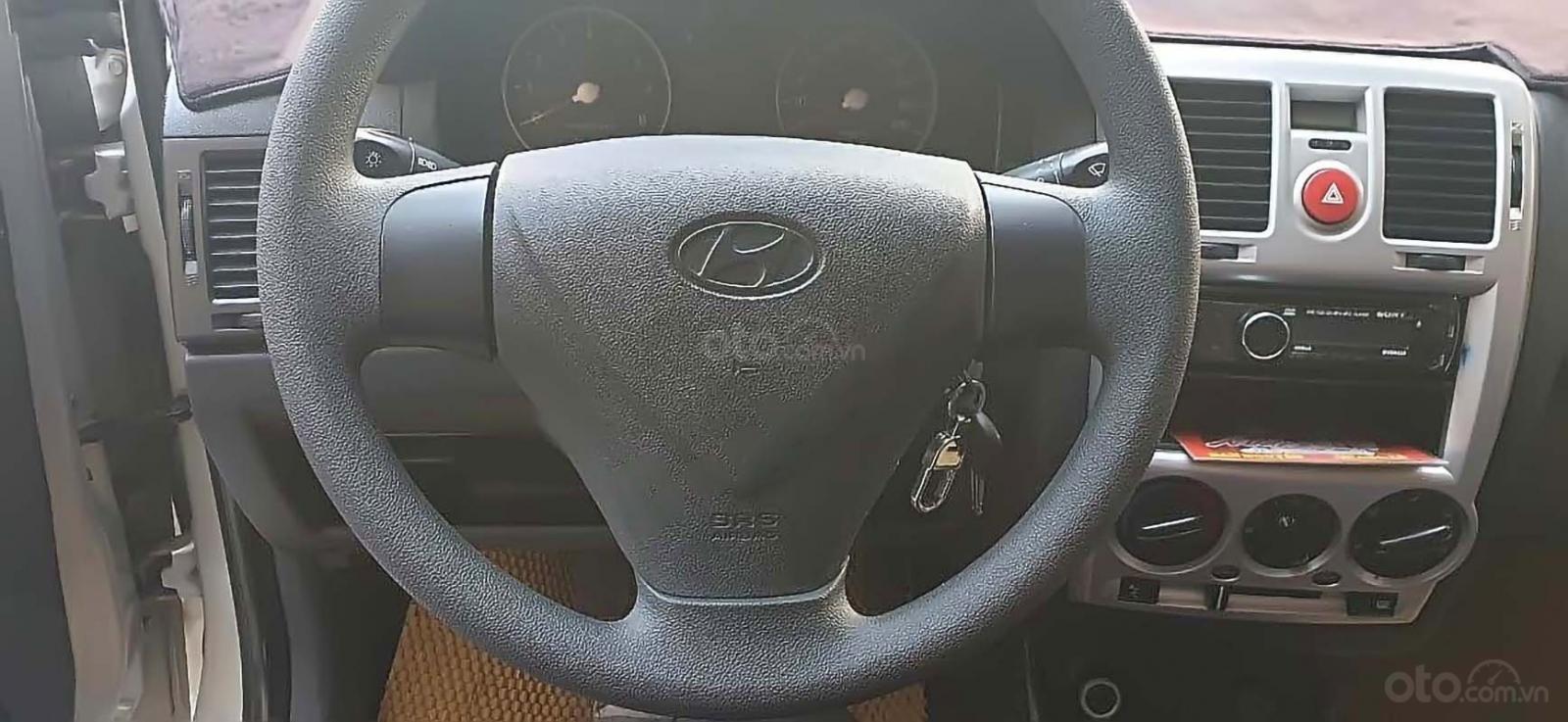 Bán Hyundai Getz 1.1 MT năm sản xuất 2009, màu bạc, nhập khẩu  (3)
