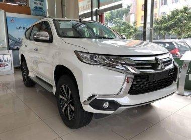 Mitsubishi Pajero Sport D 4x2 AT tại Quảng Ninh đời 2019, màu trắng, nhập khẩu, giá 888tr, liên hệ: 0969604040 (1)