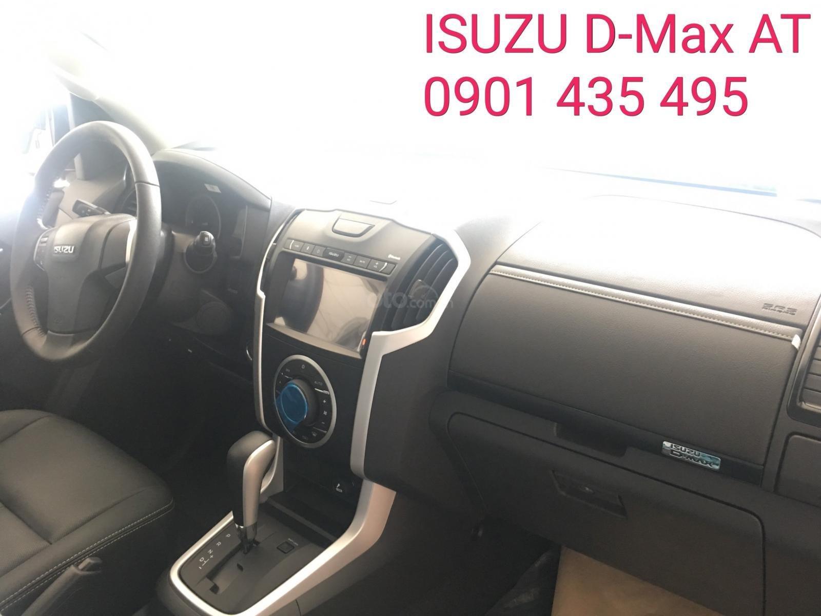 Bán Isuzu D-Max tự động 1.9 tự động Turbo tăng áp, KM nắp thùng, camera lùi (2)