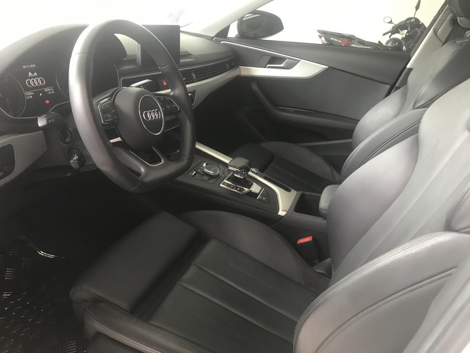 Bán Audi A4 2016 xe đi 25.000km, bảo hành chính hãng, mẫu mới nhất hiện nay, chất lượng xe bao kiểm tra hãng (6)