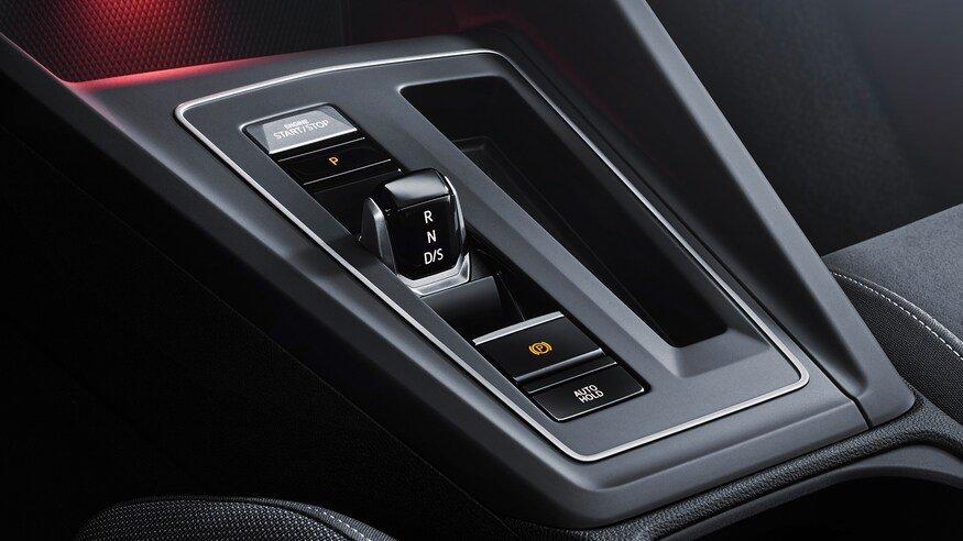 Đánh giá xe Volkswagen Golf 2020 về trang bị tiện nghi: hộp số