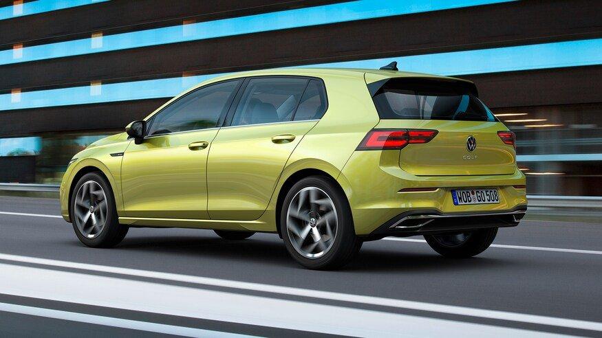 Đánh giá xe Volkswagen Golf 2020: thân xe 2
