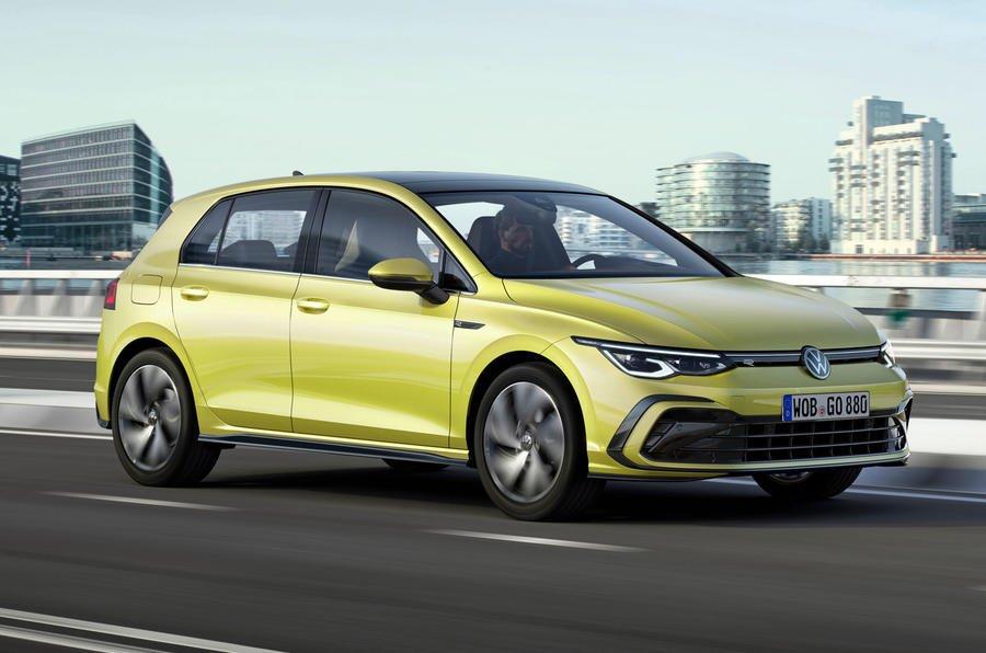 Đánh giá xe Volkswagen Golf 2020: thân xe 3