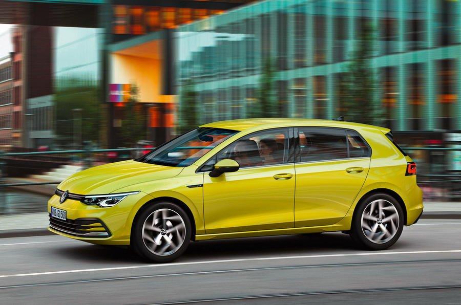 Đánh giá xe Volkswagen Golf 2020: thân xe