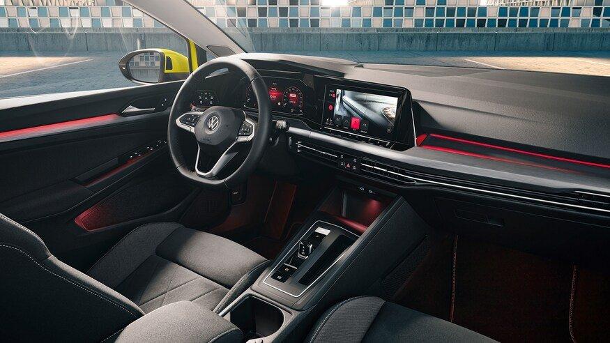Đánh giá xe Volkswagen Golf 2020 về trang bị tiện nghi: nội thất