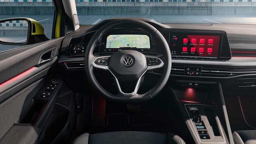 Đánh giá xe Volkswagen Golf 2020.