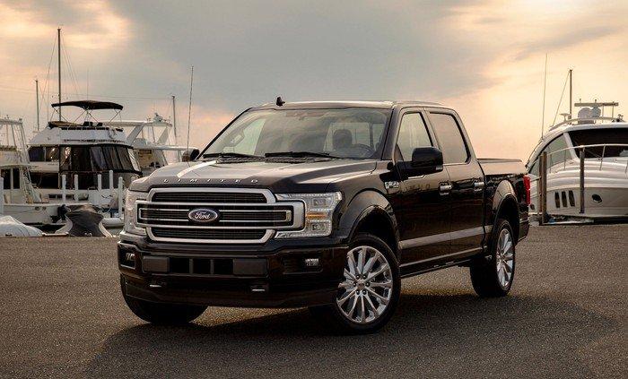 Thị phần xe Ford và Chevrolet tập trung váo mảng xe gầm cao
