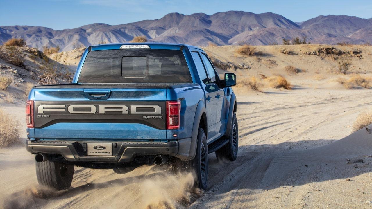 Thị phần xe Ford và Chevrolet theo tren SUV, bán tải...