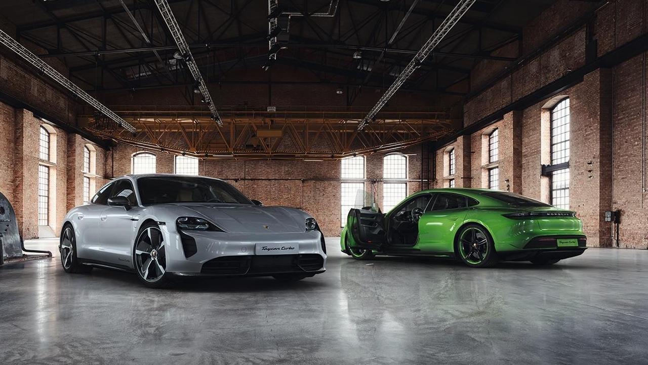 Porsche Taycan lọt chung kết Xe của năm 2020 tại châu Âu a1