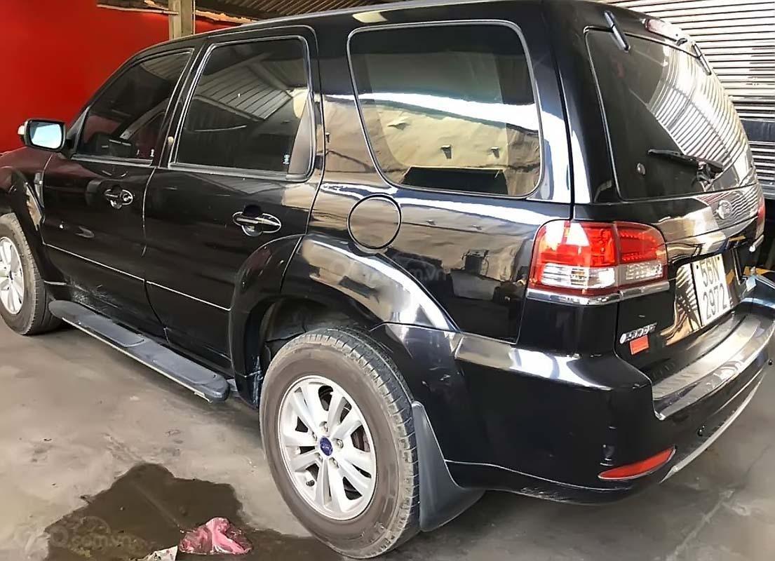 Bán Ford Escape đời 2009, màu đen, giá tốt (2)