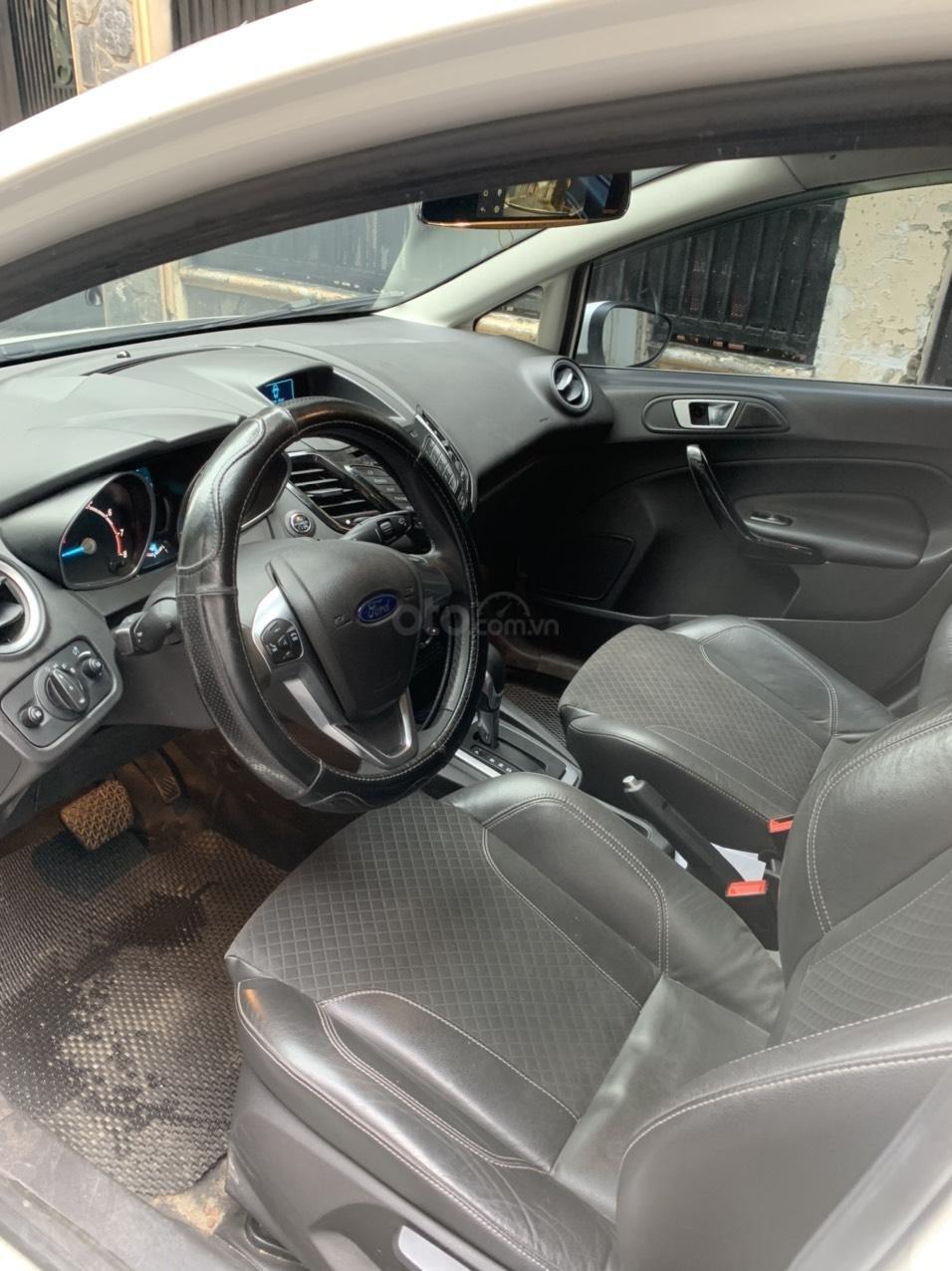 Bán ô tô Ford Fiesta Ecoboost sản xuất 2014, màu trắng, giá chỉ 389 triệu (6)