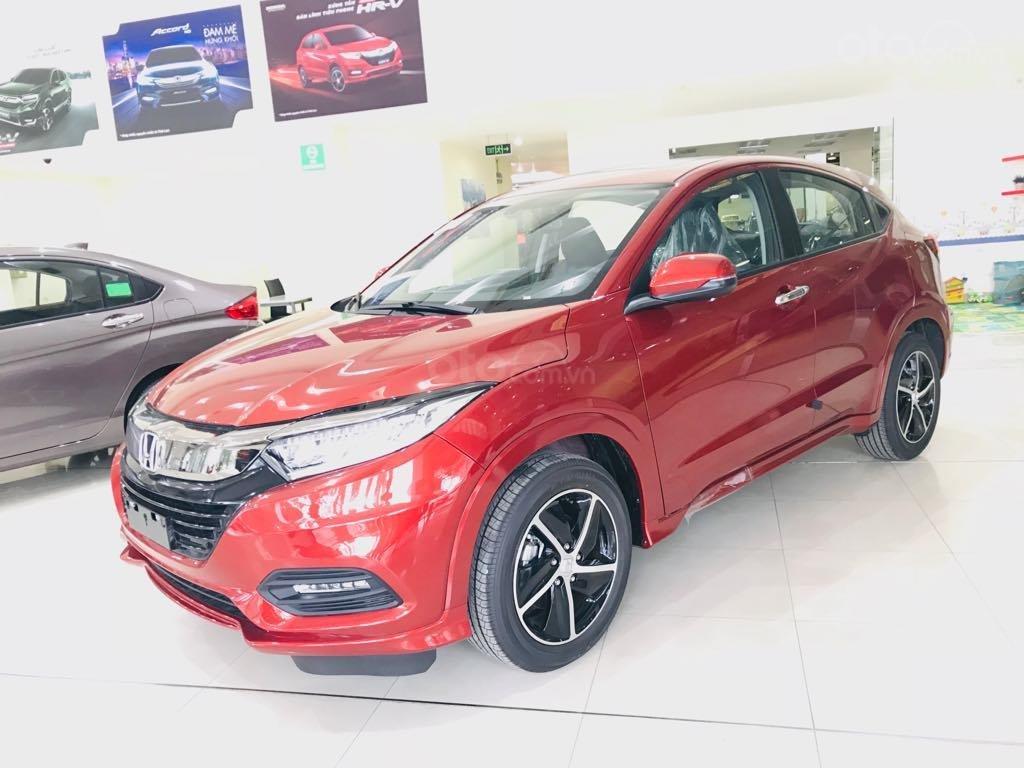Bán Honda HR-V đủ màu giao ngay, khuyến mại tiền mặt gần trăm triệu + phụ kiện cho anh em chơi tết, LH: 0916 53 83 88 (2)