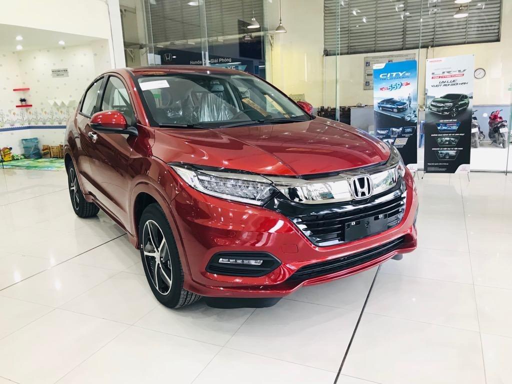 Bán Honda HR-V đủ màu giao ngay, khuyến mại tiền mặt gần trăm triệu + phụ kiện cho anh em chơi tết, LH: 0916 53 83 88 (3)