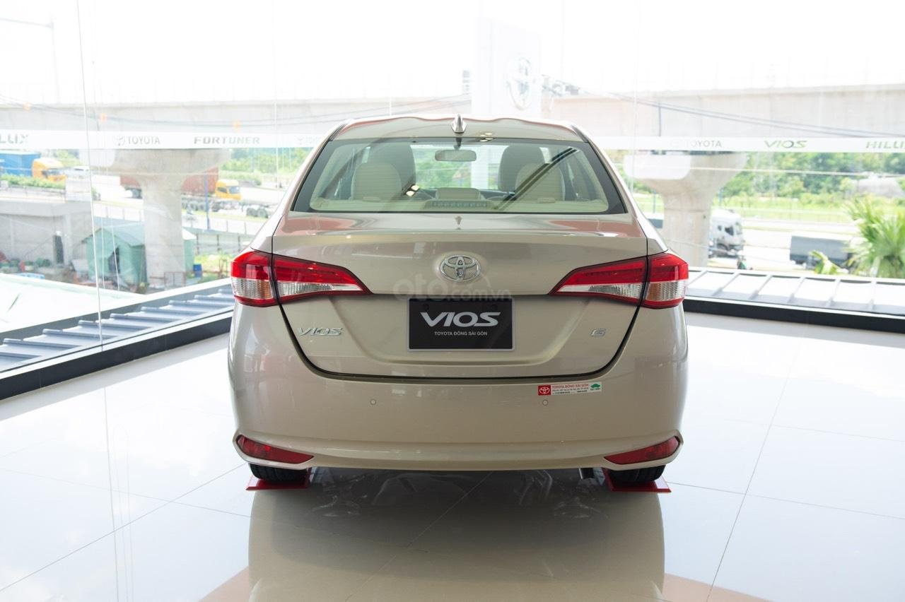 Toyota Vios 2019 mới giá tốt, mua trả góp lãi suất 0% 165 triệu, giao xe ngay tất cả các tỉnh (4)