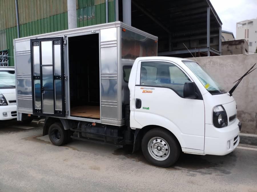 Bán xe tải Kia Frontier K200 sản xuất năm 2019, màu trắng, 1 tấn, thùng kín (4)
