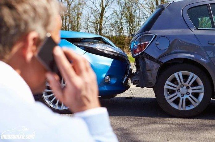 Bảo hiểm vật chất xe chia sẻ rủi ro với chủ xe khi không may xảy ra va chạm.