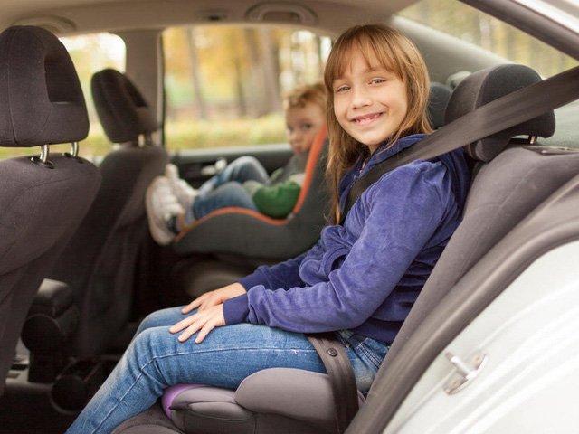 Sốc nhiệt do chênh lệch trong và ngoài xe.