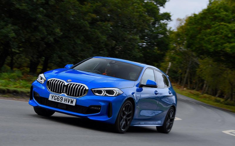 BMW 1-Series.