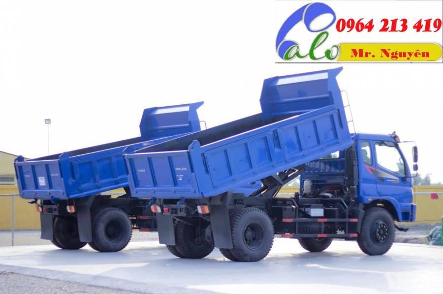 Bán xe Thaco FORLAND 9 tấn năm 2017, màu xanh lam, giá tốt nhất (2)