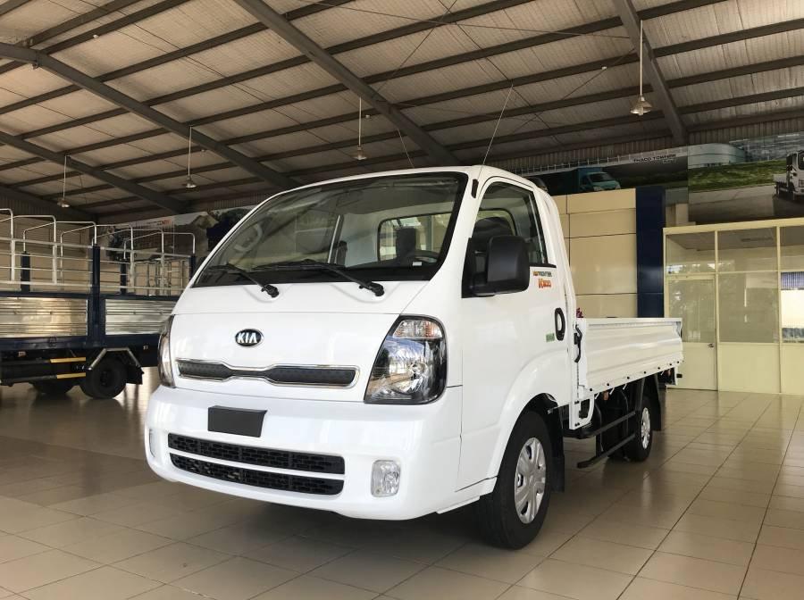 Bán xe tải Kia Frontier K200 sản xuất năm 2019, màu trắng, 1 tấn, thùng kín (9)