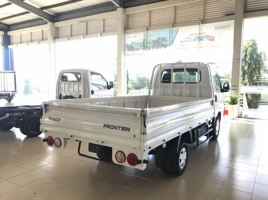 Bán xe tải Kia Frontier K200 sản xuất năm 2019, màu trắng, 1 tấn, thùng kín (11)