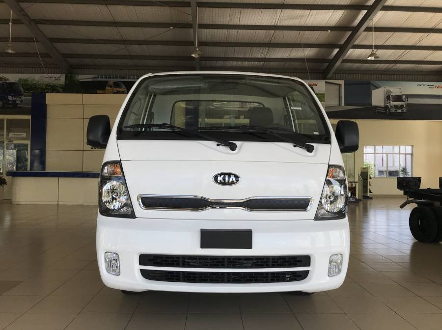 Bán xe tải Kia Frontier K200 sản xuất năm 2019, màu trắng, 1 tấn, thùng kín (10)