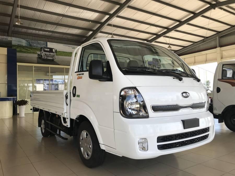 Bán xe tải Kia Frontier K200 sản xuất năm 2019, màu trắng, 1 tấn, thùng kín (8)