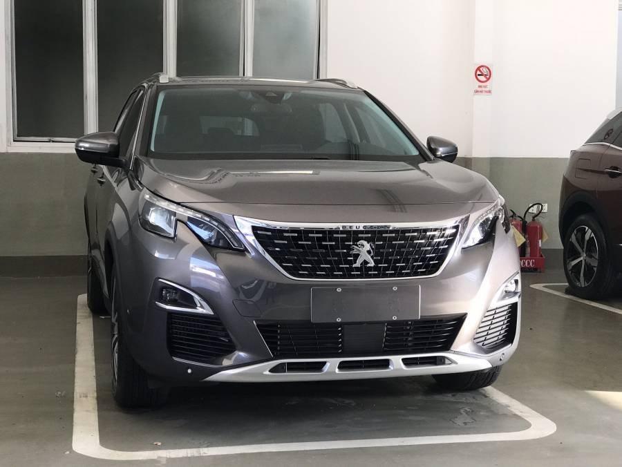 Cần bán Peugeot 5008 đời 2019, màu xám, giá ưu đãi (1)