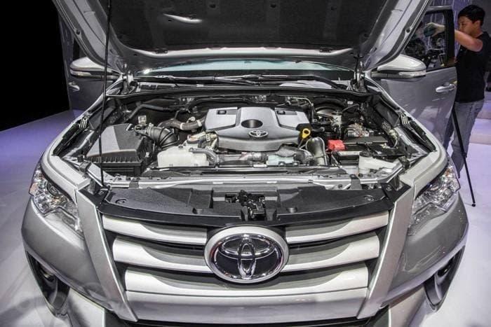 Động cơ xe ToyotaFortuner 2020 1