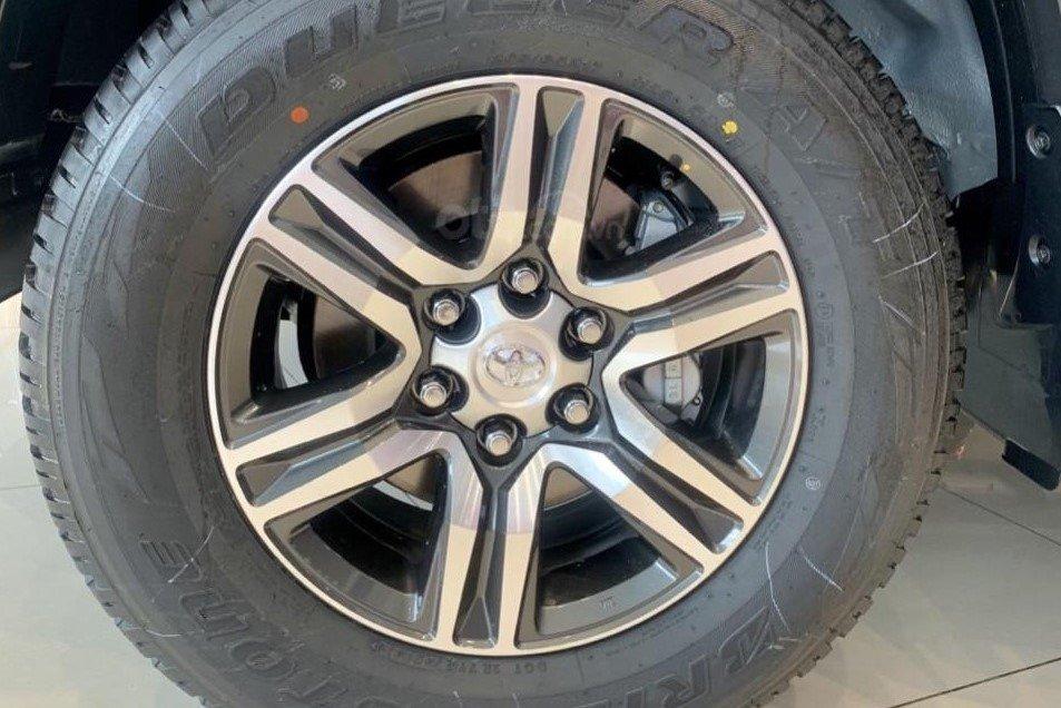 Thiết kế mâm xe ToyotaFortuner 2020 1