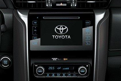 Trang bị tiện nghi trên xe Toyota Fortuner 2020 1