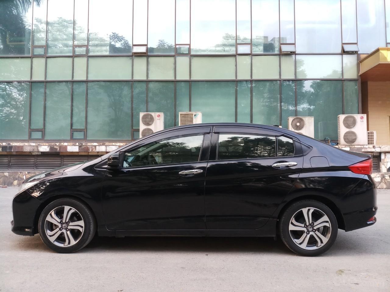Ô Tô Thủ Đô bán xe Honda City AT 2017, màu đen 505tr (2)