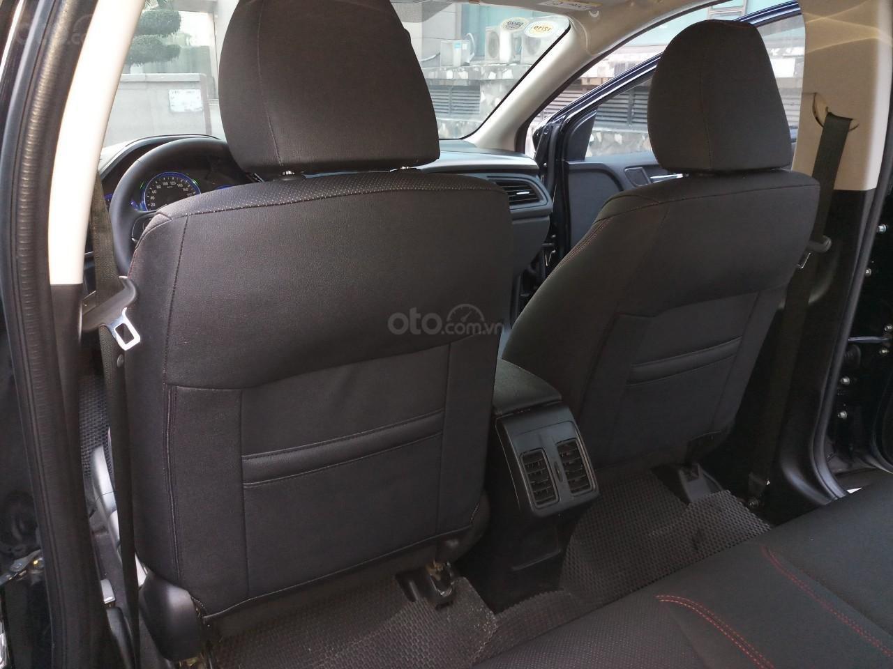 Ô Tô Thủ Đô bán xe Honda City AT 2017, màu đen 505tr (13)