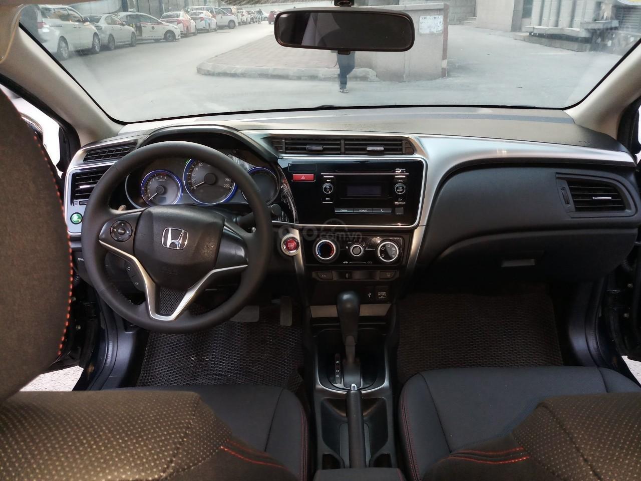 Ô Tô Thủ Đô bán xe Honda City AT 2017, màu đen 505tr (10)