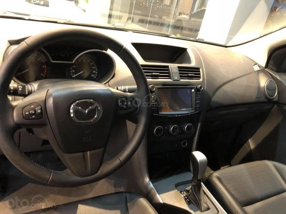 [Mazda Giải Phóng] BT-50 2.2 MT-trắng - sẵn xe giao ngay 0963 854 883 (6)