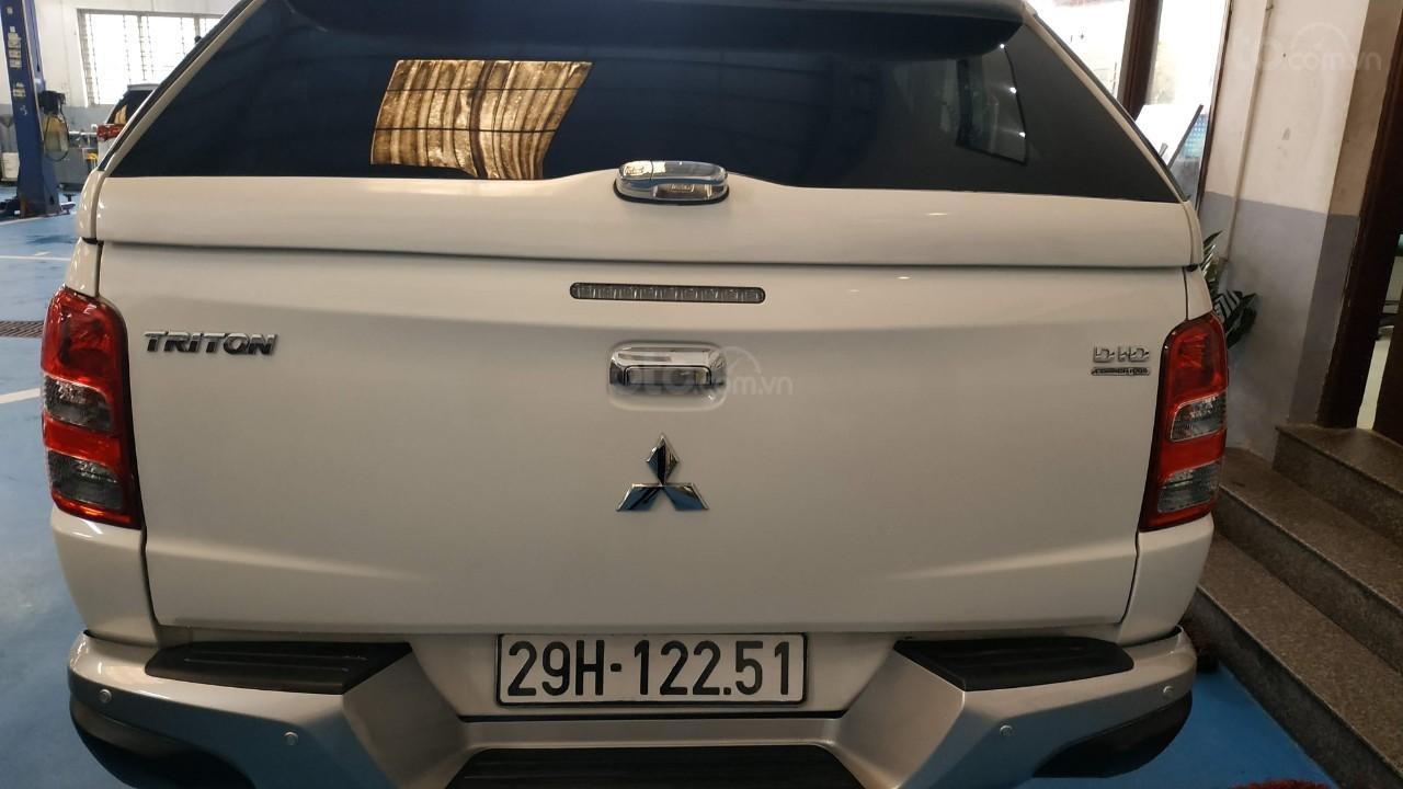 Bán ô tô Mitsubishi Triton đời 2018, màu trắng, nhập khẩu nguyên chiếc, giá tốt (3)