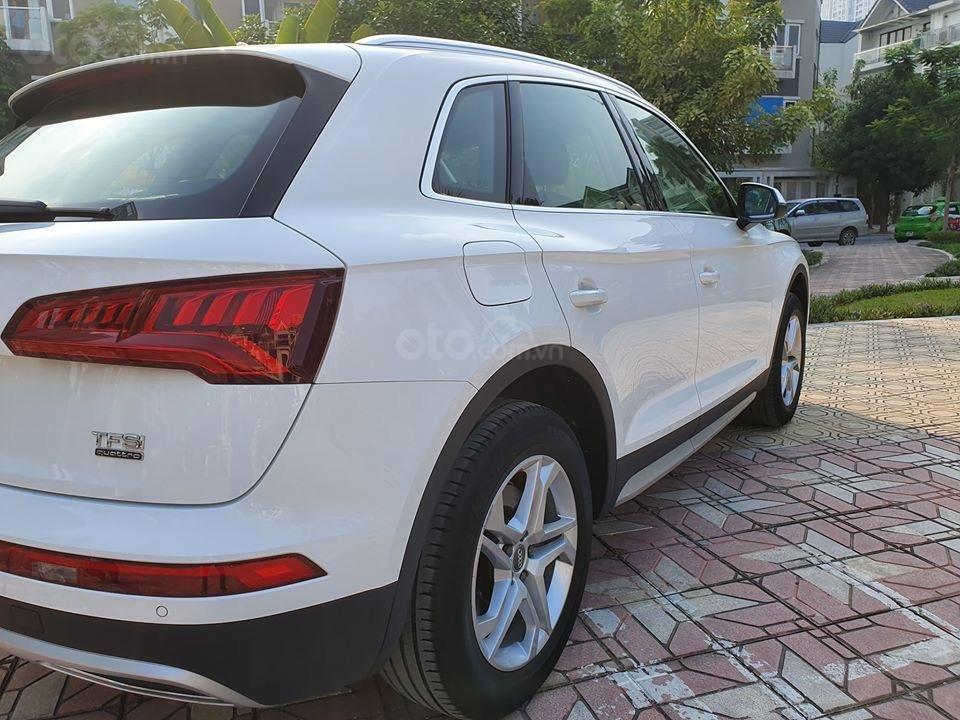 Cần bán xe Audi Q5 2.0 Quattro đời 2018, màu trắng, nhập khẩu (3)