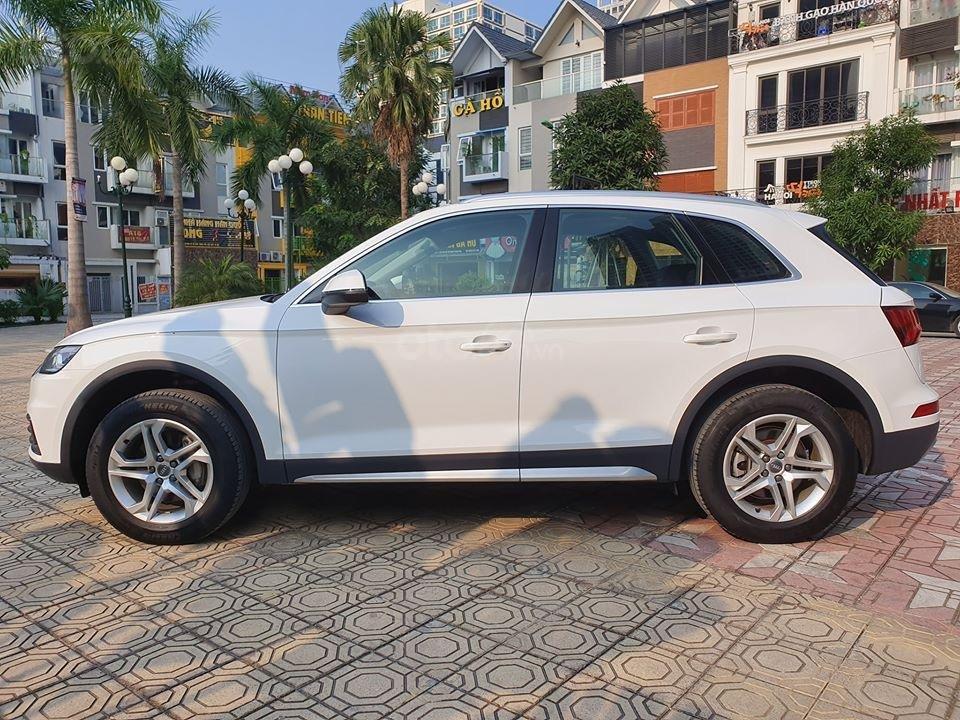Cần bán xe Audi Q5 2.0 Quattro đời 2018, màu trắng, nhập khẩu (8)