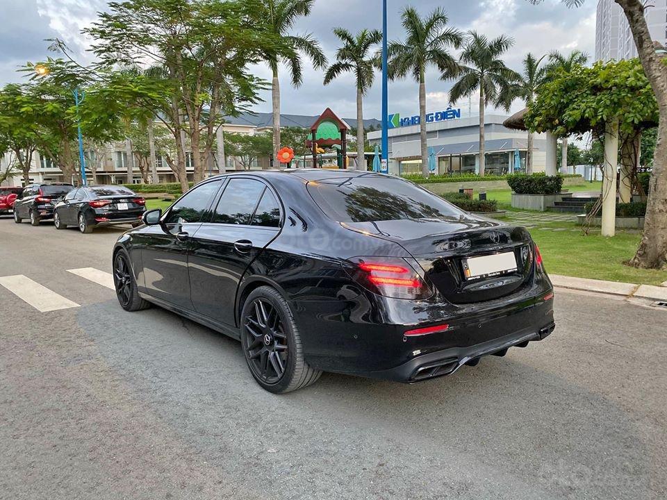 MBA Auto - Bán xe Mercedes E300 AMG nhập khẩu màu đen nhập khẩu model 2018 - Trả trước 800 triệu nhận xe ngay (8)