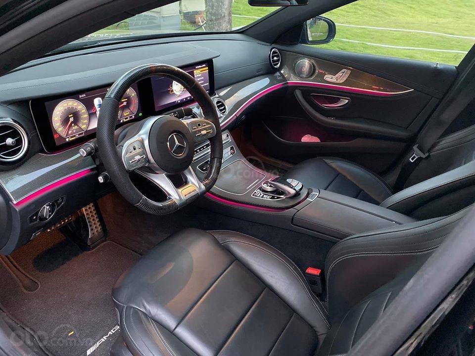 MBA Auto - Bán xe Mercedes E300 AMG nhập khẩu màu đen nhập khẩu model 2018 - Trả trước 800 triệu nhận xe ngay (6)