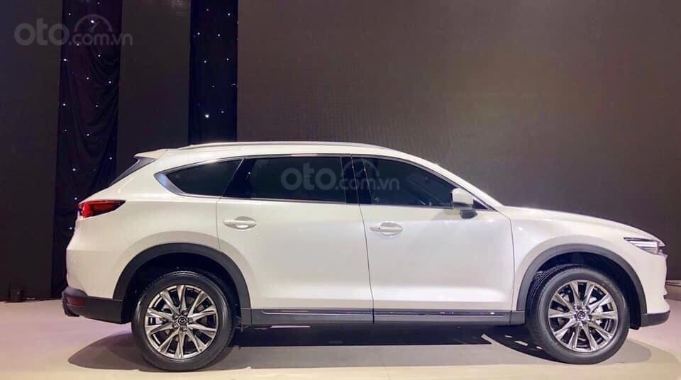 [Mazda Giải Phóng] CX-8 2.5 Premium cao cấp - Trắng ngọc trai tinh tế 0963 854 883 (2)
