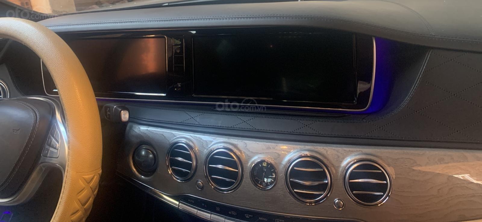 Gia đình chính chủ cần bán xe Mercedes S500, xe mới giá cũ 2tỷ 950tr (2)