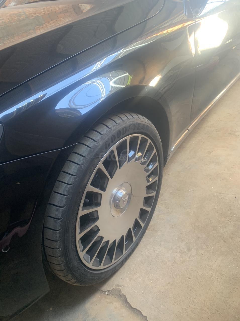 Gia đình chính chủ cần bán xe Mercedes S500, xe mới giá cũ 2tỷ 950tr (4)