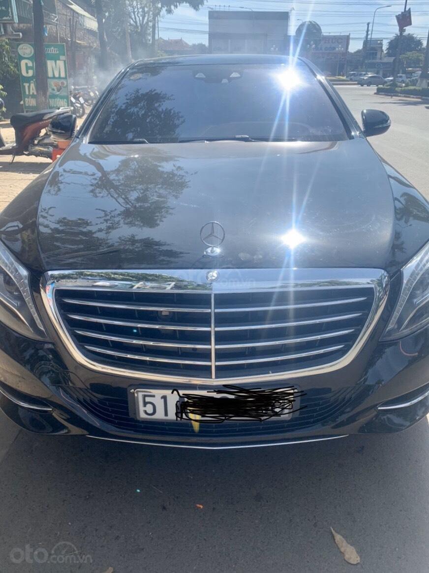 Gia đình chính chủ cần bán xe Mercedes S500, xe mới giá cũ 2tỷ 950tr (6)