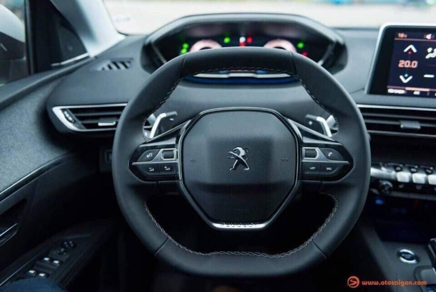 Cần bán Peugeot 5008 đời 2019, màu xám, giá ưu đãi (4)