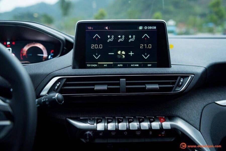 Cần bán Peugeot 5008 đời 2019, màu xám, giá ưu đãi (6)