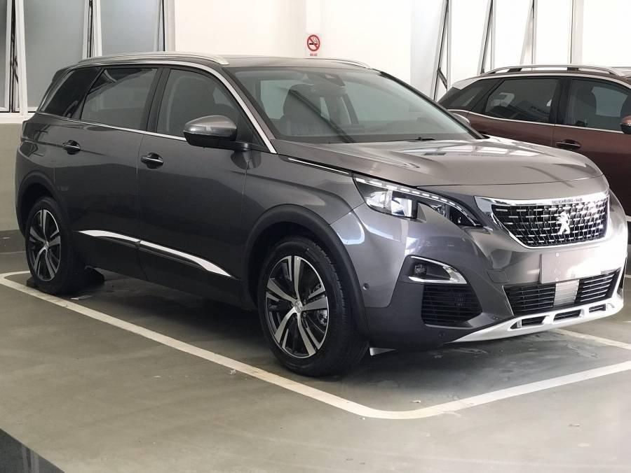 Cần bán Peugeot 5008 đời 2019, màu xám, giá ưu đãi (17)
