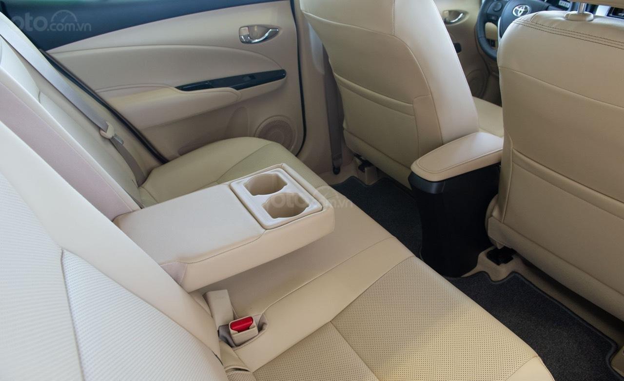 Toyota Vios 2019 mới giá tốt, mua trả góp lãi suất 0% 165 triệu, giao xe ngay tất cả các tỉnh (8)