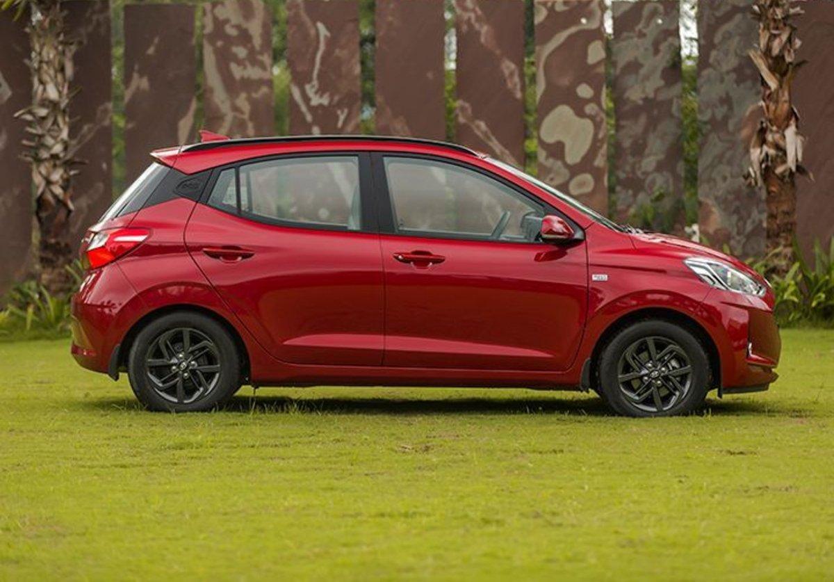 Đánh giá xe Hyundai Grand i10 2020 - Thân xe cải thiện hơn